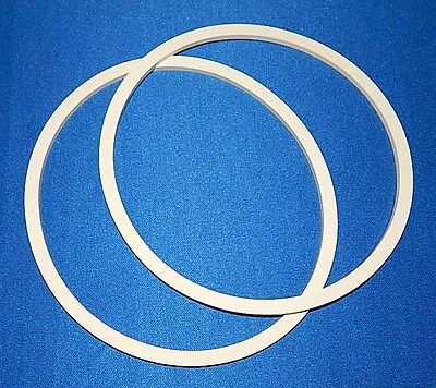Set of 2 Globe Gasket Rings - Northwestern, Oak & Other Gumball Vending Machines