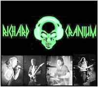 RICHARD CRANIUM ROCKS Lolas  Jan 16 2016