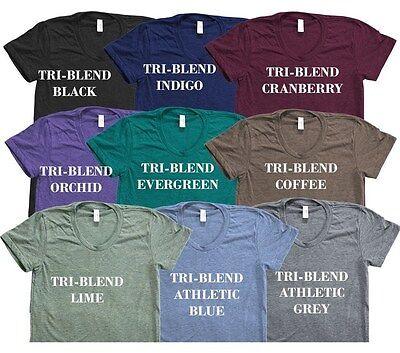 American - Tri blend T, t-shirt, Apparel, Vintage Style Track Tee, XS-2XL, tr401 Fashion Tri Blend T-shirt