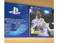 fifa 18 ps4 sealed double pack