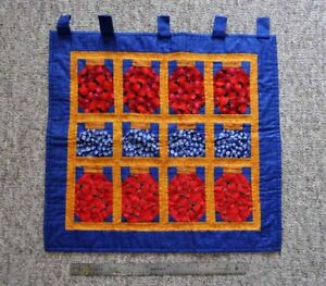Anna Davison Quilted Wall Hanging