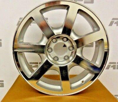 "Brand NEW OEM GM 2005 Cadillac SRX, 7 single spoke wheel 18""x8"" GM# 9596273"