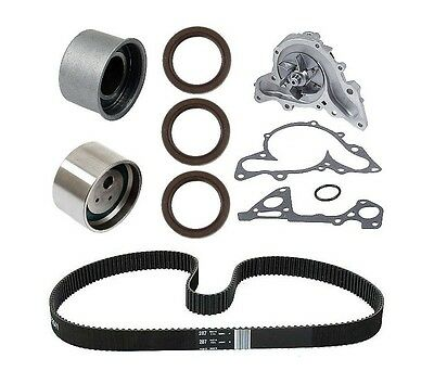 Mitsubishi Eclipse 06-10 3.8l Timing Belt Tensioner Roller Water Pump Seals Kit on Sale