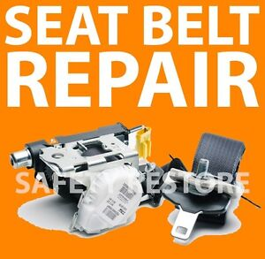 ALL HONDA SEAT BELT REPAIR BUCKLE PRETENSIONER REBUILD RESET RECHARGE SERVICE
