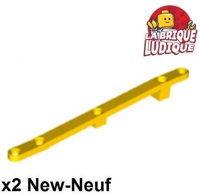 Lego 2x Skull Harbor Derrick BAR Crane 16 Yellow/Yellow 59807 New