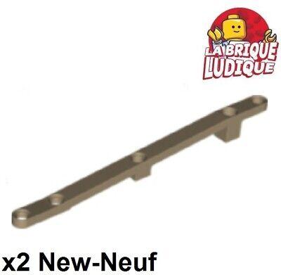 Lego 2x Skull Harbor Derrick BAR Crane 16 Beige Dark / Dark Tan 59807 New
