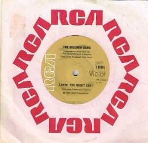 THE-DILLMAN-BAND-LOVIN-THE-NIGHT-AWAY-7-45-VINYL-RECORD-1981