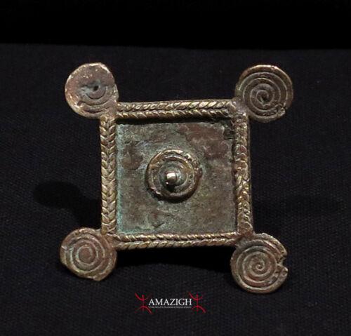 Old Large Dogon Ceremonial Ring - Mali