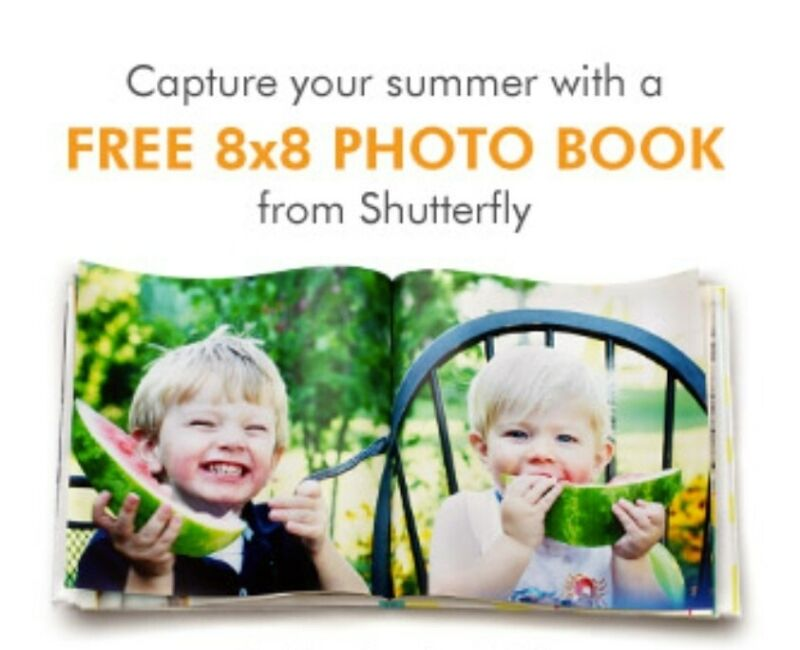 Shutterfly 8X8 Hard Cover Photo Book & Storytelling Style Code exp 2/28/2022