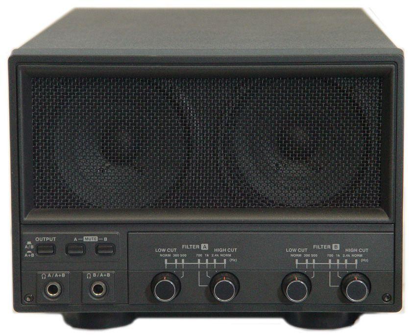yaesu sp 9000 external speaker w filter for ft 9000 788026101078 ebay. Black Bedroom Furniture Sets. Home Design Ideas