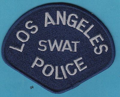 LOS ANGELES LAPD SWAT POLICE SWAT SHOULDER PATCH