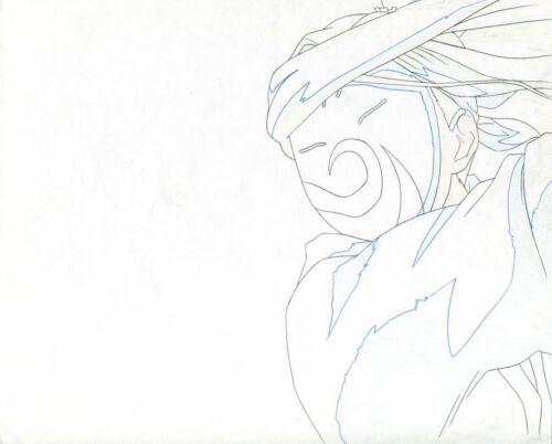 NARUTO Anime Cel Douga Sketch HAKU #31