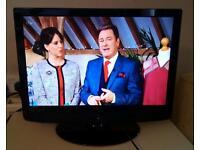 22inch HD tv freeview inbuilt hdmi etc