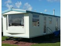 Sandylands Holiday Park, Saltcoats 3 bedroom caravan ( sleeps 8 ) to let