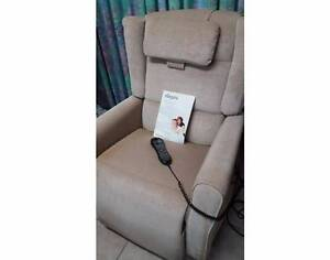 Niagara Cycloid Massage Recliner Rothwell Redcliffe Area Preview