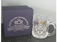 Royal crystal rock tankard