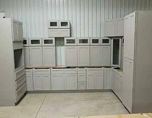 New Kitchen Cabinet Sets at Auction - Ends July 24th