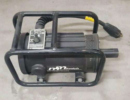 MINNICH 3500 FLEX SHAFT VIBRATOR MOTOR