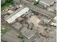 Warehouse Units to Rent on Regent Works - Longton. Various Sizes Available.
