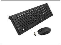 Combo Set, Kany 2.4Ghz Wireless Keybord and Mouse NEW