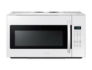 Over the Range Microwave with Simple Clean Filter, 1.8 cu.ft (SAM138)
