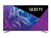 Samsung 55Q8FAMT SILVER QLED HDR SMART 4K Ultra HD TV