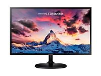 "SAMSUNG LED monitor 27"" SF350 