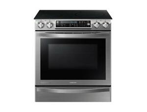 Samsung NE58H9970WS Slide-In Induction Chef Collection (SAM66)