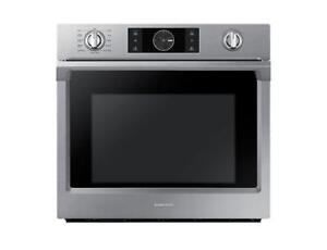 Samsung Convection Single Oven with Steam Bake NV51K7770SS(SAM164)