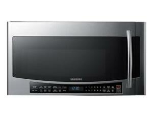 Samsung Microwave Ovens MC17J8100CS (SAM83)