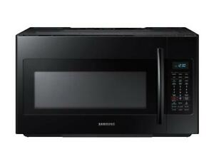 Samsung Microwave Oven - 1.8 cu.ft. ME18H704SFB/AC (SAM76)
