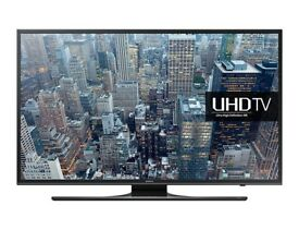 "Samsung 40"" 4K HDR TV and FREE Sound Bar"