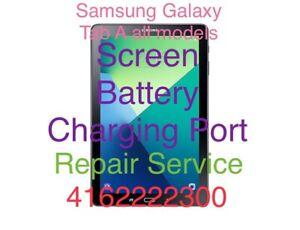 Samsung Galaxy Tab A 8/10.1/10.5 Screen Repair