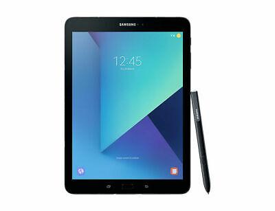 "Samsung Galaxy Tab S3 32GB - U.S. Cellular 9.7"" Black Tablet WiFi 4K Andriod New"