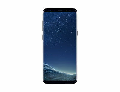 Samsung Galaxy S8+ PLUS SM-G955N - 64GB - Midnight Black (Unlocked) REFURBISHED