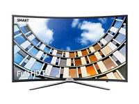 """Samsung Ue49mu6320 49""""Curve Smart Full HD LED TV. Brand new boxed complete can deliver and set up."""