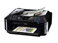 Canon PIXMA MX420 All-In-One Wi-Fi Colour Photo Print (Print, Copy, Fax, Scan)