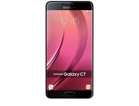 Samsung Galaxy C7 SM-C7000 Unlocked 64GB Dual Sim (Dark Gray)