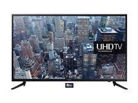 """48"""" JU6000 6 Series Flat UHD Smart LED TV"""