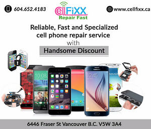 Cell Phone Repair Reliable, Fast with 180 Days OEM Warranty