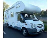 2006 Ford TRANSIT CHAUSSON WELCOME 27 MOTORHOME CARAVAN TDCi 140ps [DRW] Diesel