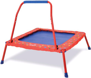 Galt children's folding trampoline