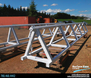 Engineered Pipe Racks | Surface Flow Control Edmonton Edmonton Area image 4