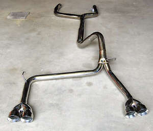 1998 2002 camaro trans am catback exhaust ypipe and tips. Black Bedroom Furniture Sets. Home Design Ideas