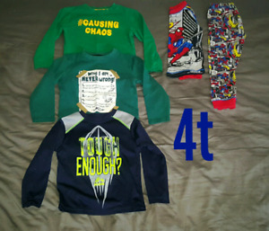 4t boys clothes