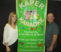 KAPER KARAOKE - BOOK YOUR EVENT TODAY!!