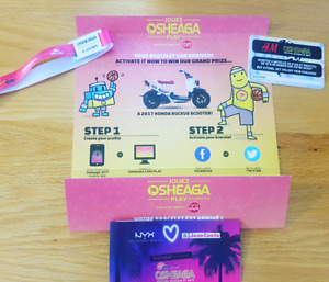 3 Day Pass to Osheaga music festival in Montreal