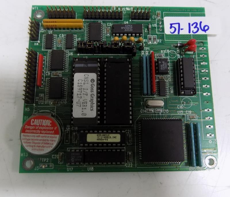 Z-WORLD DAVIS USA CIRCUIT BOARD SBC270A2