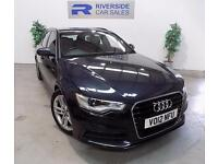 2012 Audi A6 2.0 TDI S Line 5dr 5 door Estate