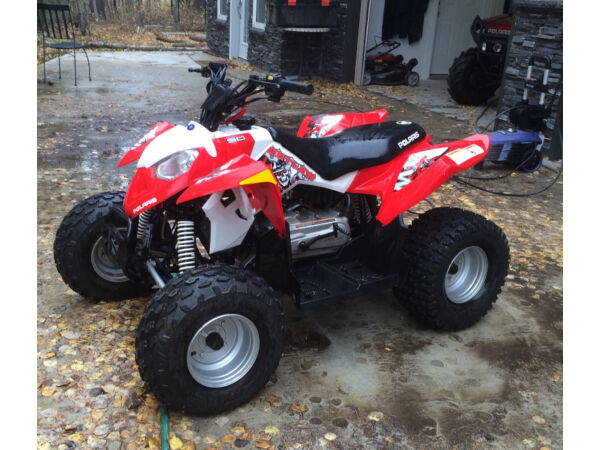 Used 2011 Polaris Outlaw 90